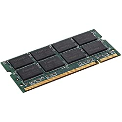 SODIAL(R) 1GB 1G DDR RAM Speicher Memory Laptop 333MHZ PC2700 NON-ECC PC DIMM 200 Pin