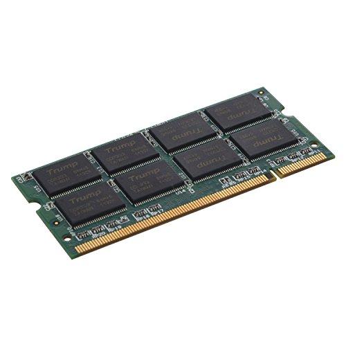SODIAL(R) 1GB 1G DDR RAM Speicher Memory Laptop 333MHZ PC2700 NON-ECC PC DIMM 200 Pin - 333mhz Ddr-sdram Notebook-speicher