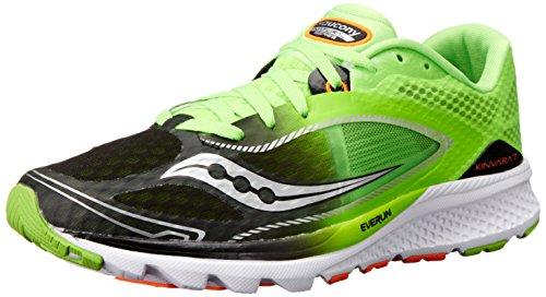 Saucony Kinvara 7, Zapatillas de Running para Asfalto Hombre, Verde (S