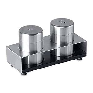 BergHOFF Cubo Set sale e pepe Cubo, Acciaio inossidabile, acciaio,