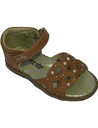 Sandales beiges pour filles