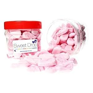 Candy Shrimps in Medium Sweet Shop Gift Jar (350g)