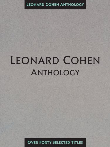 Leonard Cohen Anthology Songbook (English Edition)