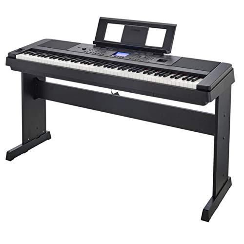 Yamaha–88Touches Piano numérique 660B DGX