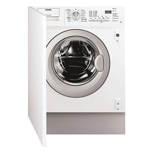 AEG L61271BI 7kg 1200rpm Integrated Washing Machine White