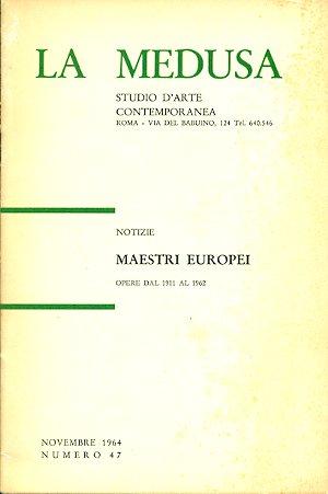 Maestri europei par AA. VV.