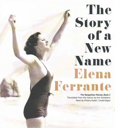 [ { The Story of a New Name } ] BY ( Author ) May-2015 [ Audio CD ]