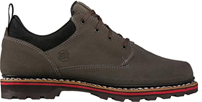 Hanwag kofel Low zapatos de senderismo para hombre (Slate de Grey)