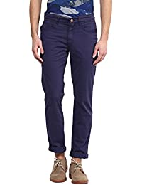 Urban Eagle By Pantaloons Men's Trousers
