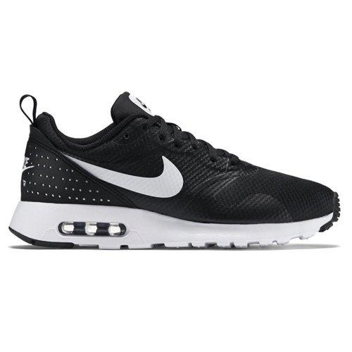 Nike Air Max Tavas Zapatillas de running, Hombre, Negro / Blanco (Black/White-Black), 44 EU