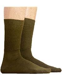 Calcetines de lana de alpaca de alta calidad, resistentes, para caminar, para uso