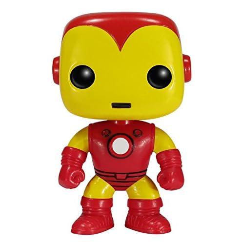 Iron Man (clásico) Funko