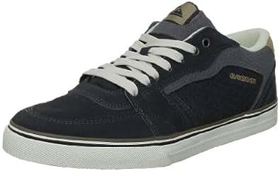 Quiksilver KPMSL093-GOTS, Herren Sportschuhe - Skateboarding, Grau (GOTS grey offwht tan), EU 39 (UK 5) (US 6)