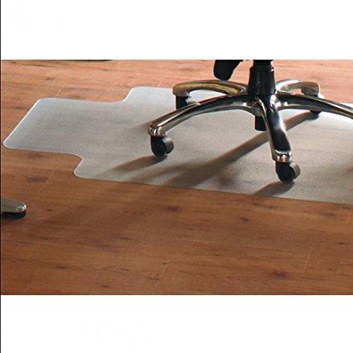 Eliza Tinsley Furniture - Pellicola sotto-sedia protettiva per pavimenti in legno, colore trasparente