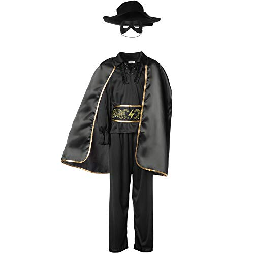 Dressforfun 900518 - Disfraz de Chico de Zorro