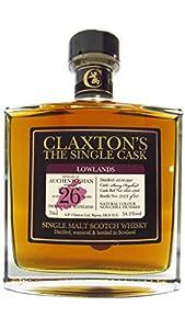 Auchentoshan - Claxton's Sngle Cask #1835-2918 - 1991 26 year old Whisky by Auchentoshan