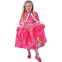 La Bella Durmiente - Winter Wonderland - Disney - Niños Disfraz - Pequeño - 104cm
