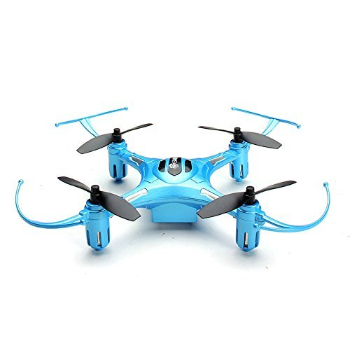 ONCHOICE H8S 3D Mini Quadrocopter Drohne 360° Eversion Inverted Flight Quadcopter Spielzeug Geschenk Blau