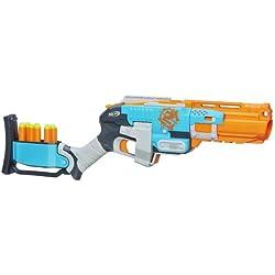 Nerf Zombie Strike - Pistola bláster de juguete