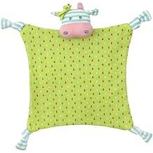 Organic Farm Buddies Farm Friends Bella Cow Blankie Comforter Blanket