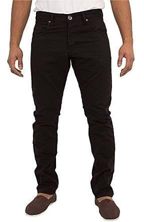 Jambe droite Jeans EZ250 34R pour hommes