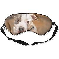Eye Mask Eyeshade Dog Face Sleeping Mask Blindfold Eyepatch Adjustable Head Strap preisvergleich bei billige-tabletten.eu