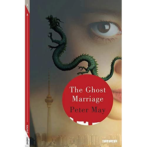 The Ghost marriage - livre+mp3
