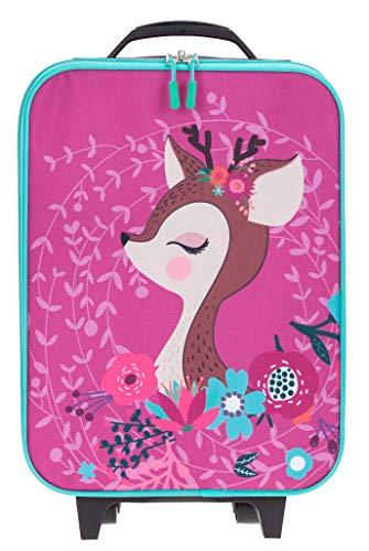 Fabrizio Kinder Koffer Azalee Reindeer 20582