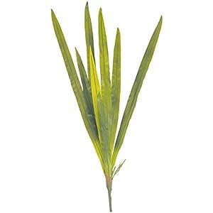 Namiba Terra 5892 Spitzblattbromelie, 14 Blätter, Polyester und Kunststoff, 70 cm, grasgrün