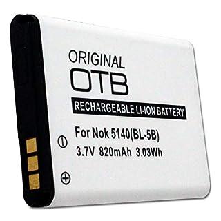arcotec Li-Ion Ersatzakku, Akku, Batterie Pack (Nachbau BL-5B) für MUSIC ANGEL Lautsprecher - 3.7V