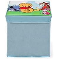 Preisvergleich für Winnie the Pooh faltbarer Sitzhocker (Blau)