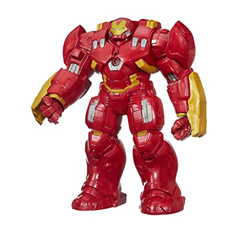WYGG-Hand Model - Marvel Avengers Age of Ultron Interaktive Hulk Buster Actionfigur /& (Farbe : A)