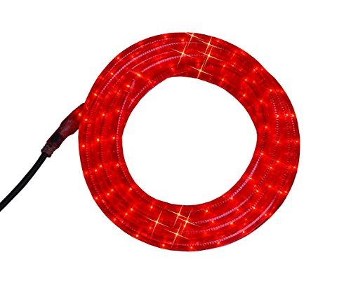 Lichtschlauch Farbe: Rot, Größe: 800 cm W