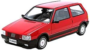 Top Marques Collectibles - Top02a - R - Véhicule Miniature - Modèles À L'échelle - Fiat Uno Turbo - Echelle 1/18