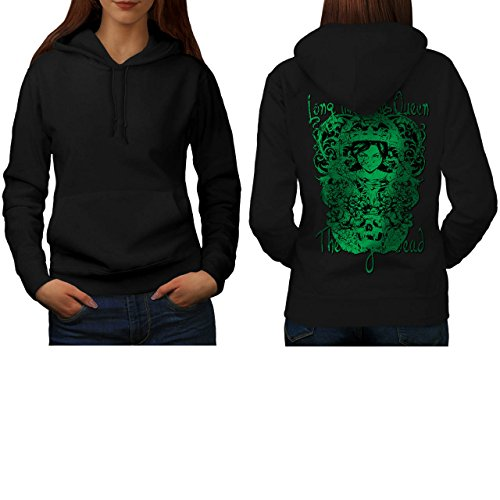 long-live-the-queen-evil-kingdom-women-new-black-xl-hoodie-back-wellcoda