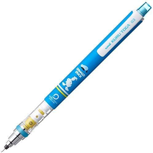 Mitsubishi Pencil Pencil Pencil Sharp pen Kurtga Disney 0.3 Donald M3650DS1P.D Japan | Prezzo speciale  | Il colore è molto evidente  | Gli Ordini Sono Benvenuti  4cc50d