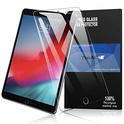 TopACE Panzerglas Schutzfolie für iPad Air 3 10.5 2019, 9H Härte Glas 360º rundrum Schutz Premium Gehärtetes Glas Displayschutz für iPad Air 3 10.5 2019
