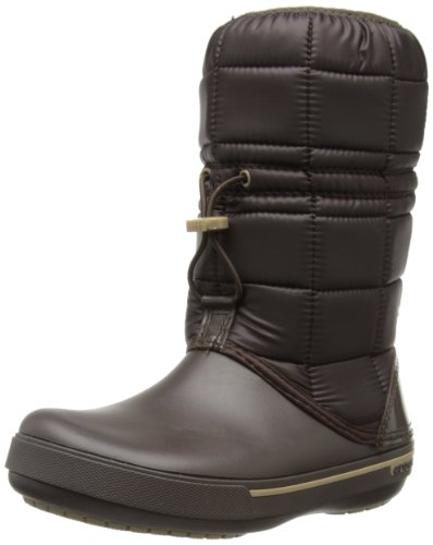 Crocs Crocbandtm II.5 Winter Boot Women, Boots femme Marron (Espresso/Khaki)