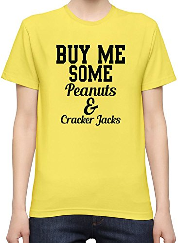 buy-me-some-peanuts-and-cracker-jacks-funny-slogan-t-shirt-per-donne-x-large