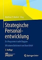 Strategische Personalentwicklung: Ein Programm in acht Etappen