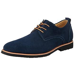 Outdoor Schuhe Herren Schnürhalbschuhe Oxfords Schuhen Blau Herrenschuhe Geschäft 44 EU - US 10.5