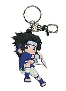 Naruto Sasuke PVC Chibi Schlüsselanhänger