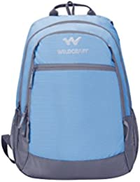 Wiki Daypack 28 liters Blue Casual Backpack (8903338042228)