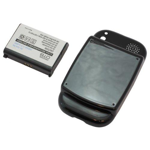 PDA Organizer Smartphone Hochleistungs-Akku Ersatzakku Li-ion für Palm Palm-One Pre =fat mit Rückendeckel=