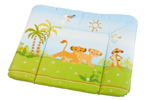 Preisvergleich Produktbild Rotho Babydesign 20062001893 Wickelauflage König der Löwen, 72 x 85 cm