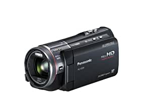Panasonic HC-X909EG-K Full-HD Camcorder (8,8 cm (3,4 Zoll) Display, 12-fach opt. Zoom, 3MOS System Pro, Leica Objektiv, 29,8mm Weitwinkel, 3D-Option) schwarz