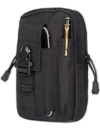 Forberesten Outdoor Sport Travel Pouch Belt Waist Phone Bag Pack Money Pocket Camouflage Army Print Waist Bag