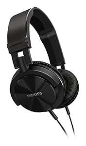 Philips SHL3000/00 Over-Ear Headphone  (Black)