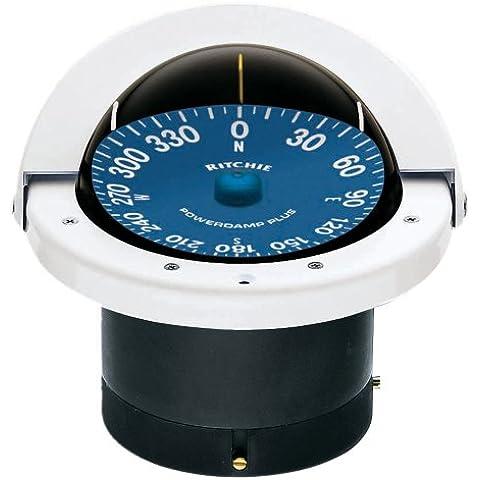 Ritchie Supersport Compass, Flush Mount, 4 1/2&Quot;