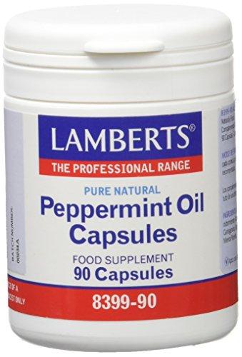 Lamberts Aceite de Menta 50mg - 90 Cápsulas